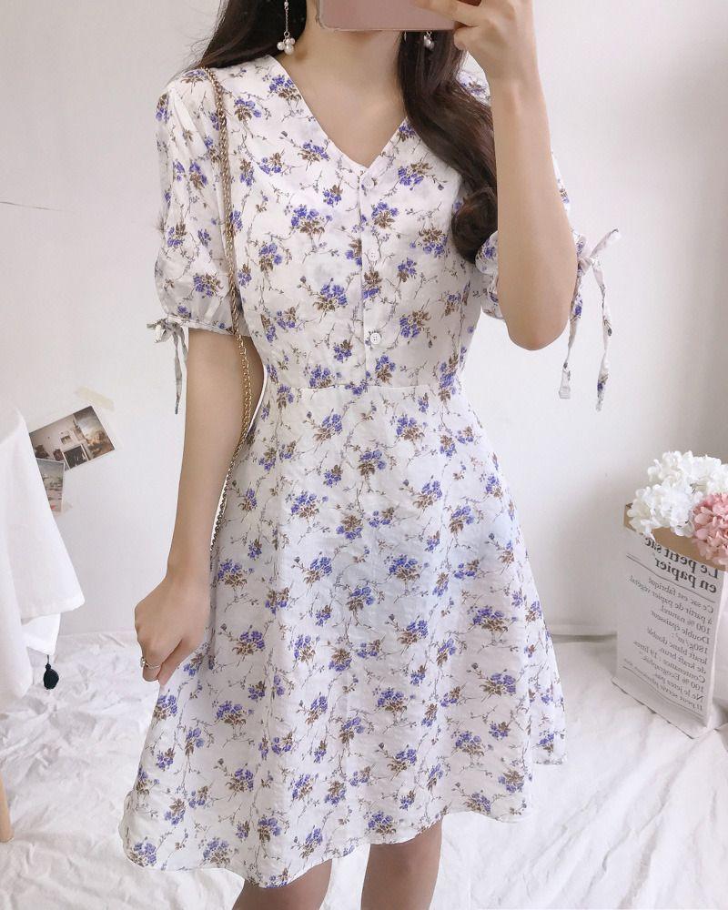 Bouquet Mini Dress  Fashion outfits, Fashion, Aesthetic fashion