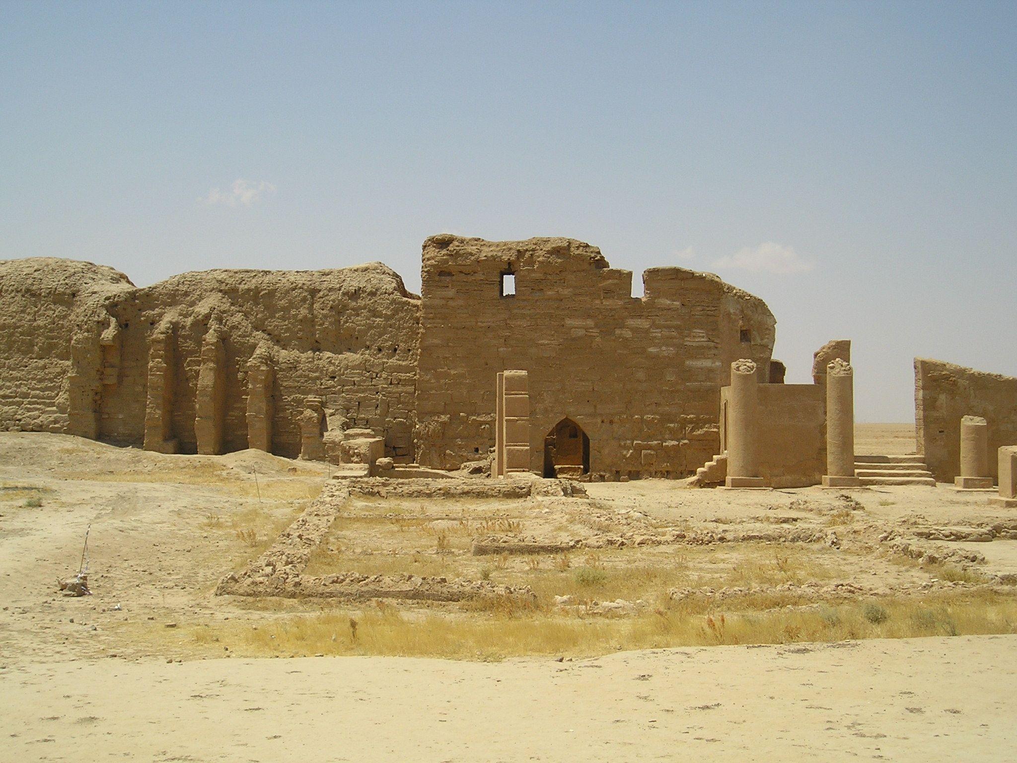 Dura-Europos Church, Syria