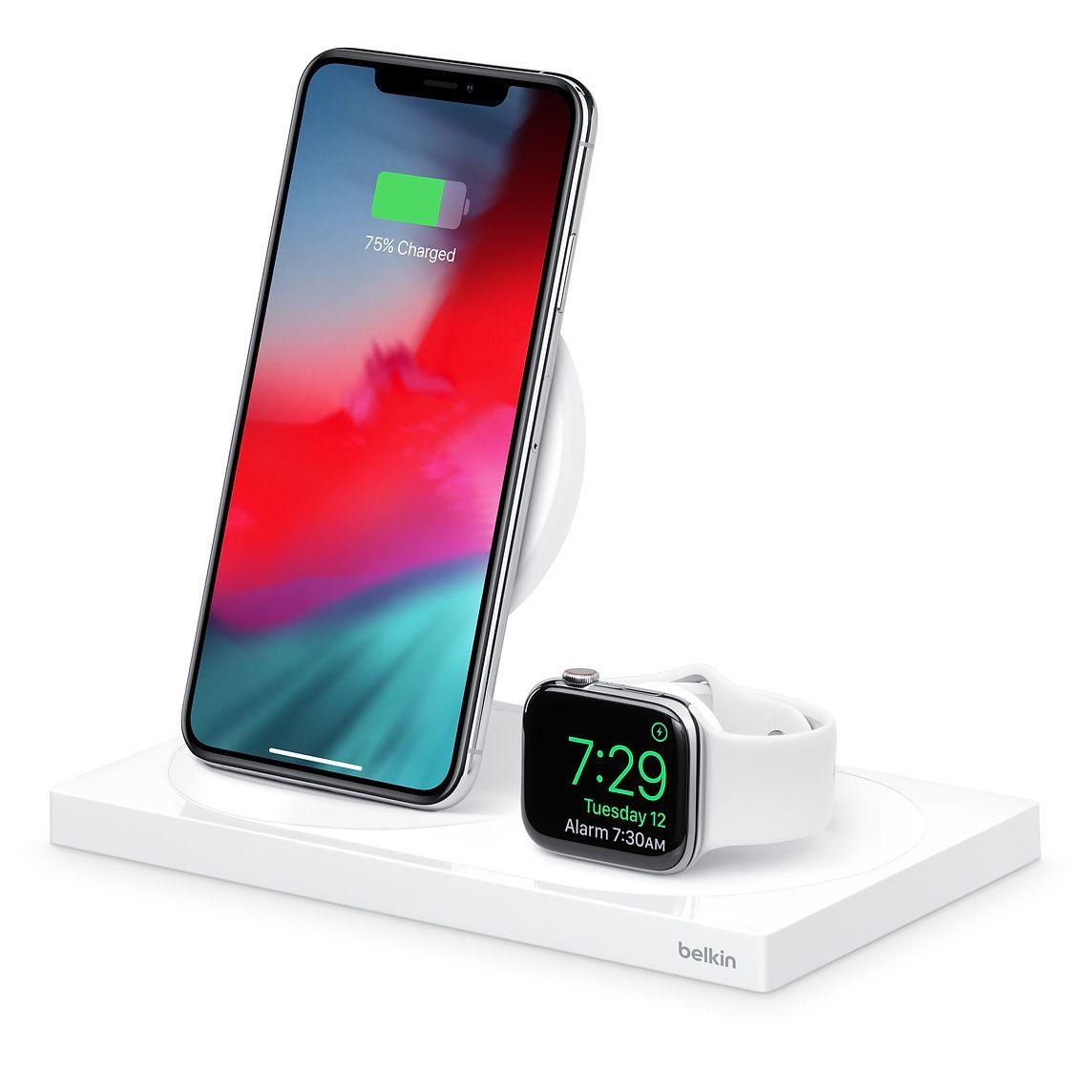 Belkin boost up wireless charging dock for iphone apple