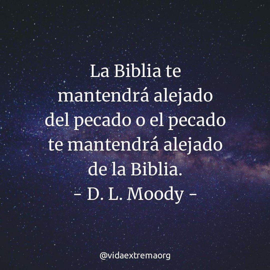 La Biblia Te Mantendrá Alejadao Del Pecado O El Pecado Te