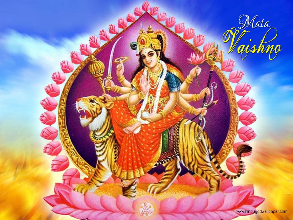 Wallpaper download mata rani - Free Download Goddess Vaishno Devi Wallpapers