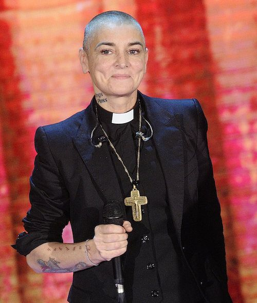 Sinead O'Connor | Girls - then and now