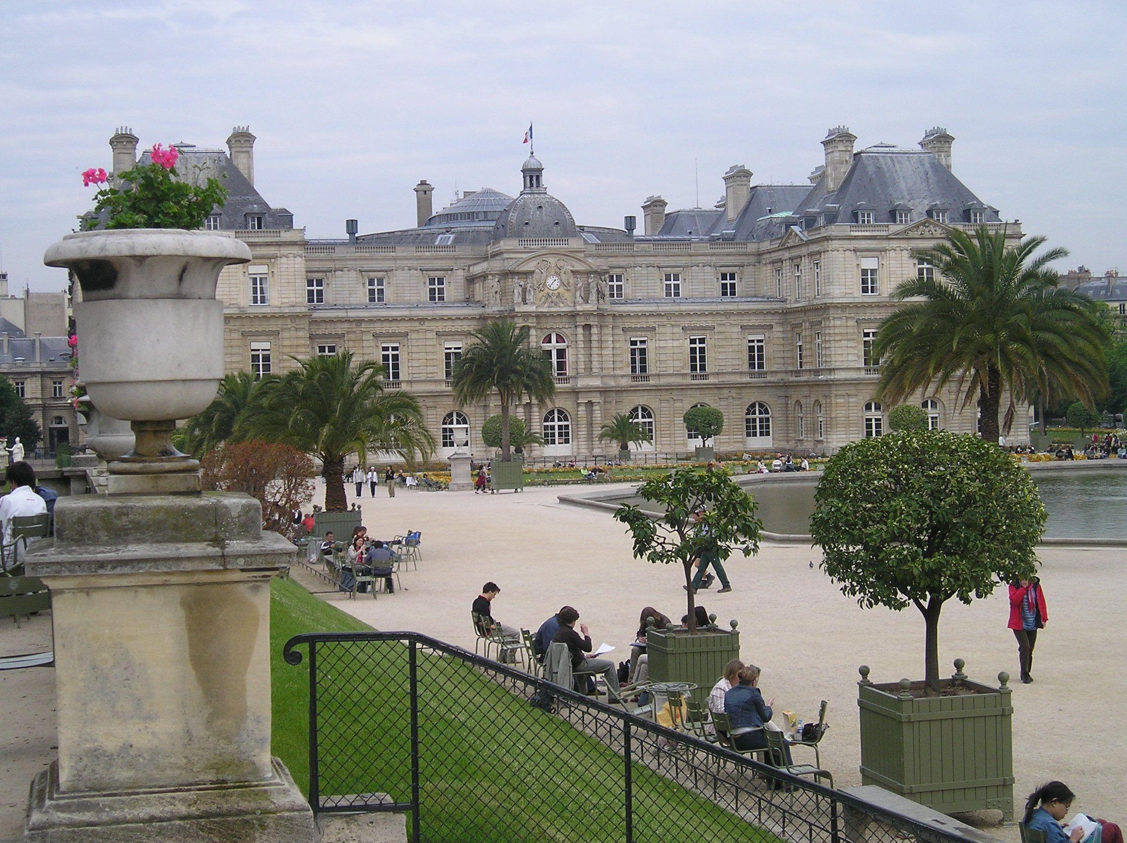 Luxenborg Palace
