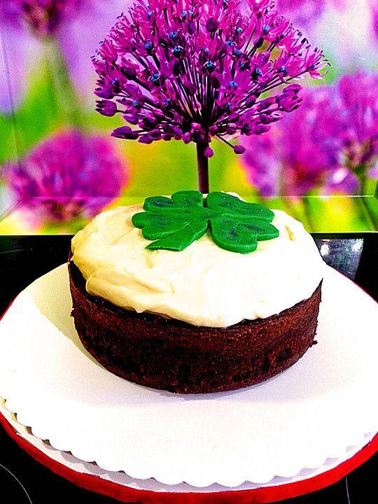 Guinness Schokoladenkuchen (Rezept mit Bild) von twinkle30 | Chefkoch.de