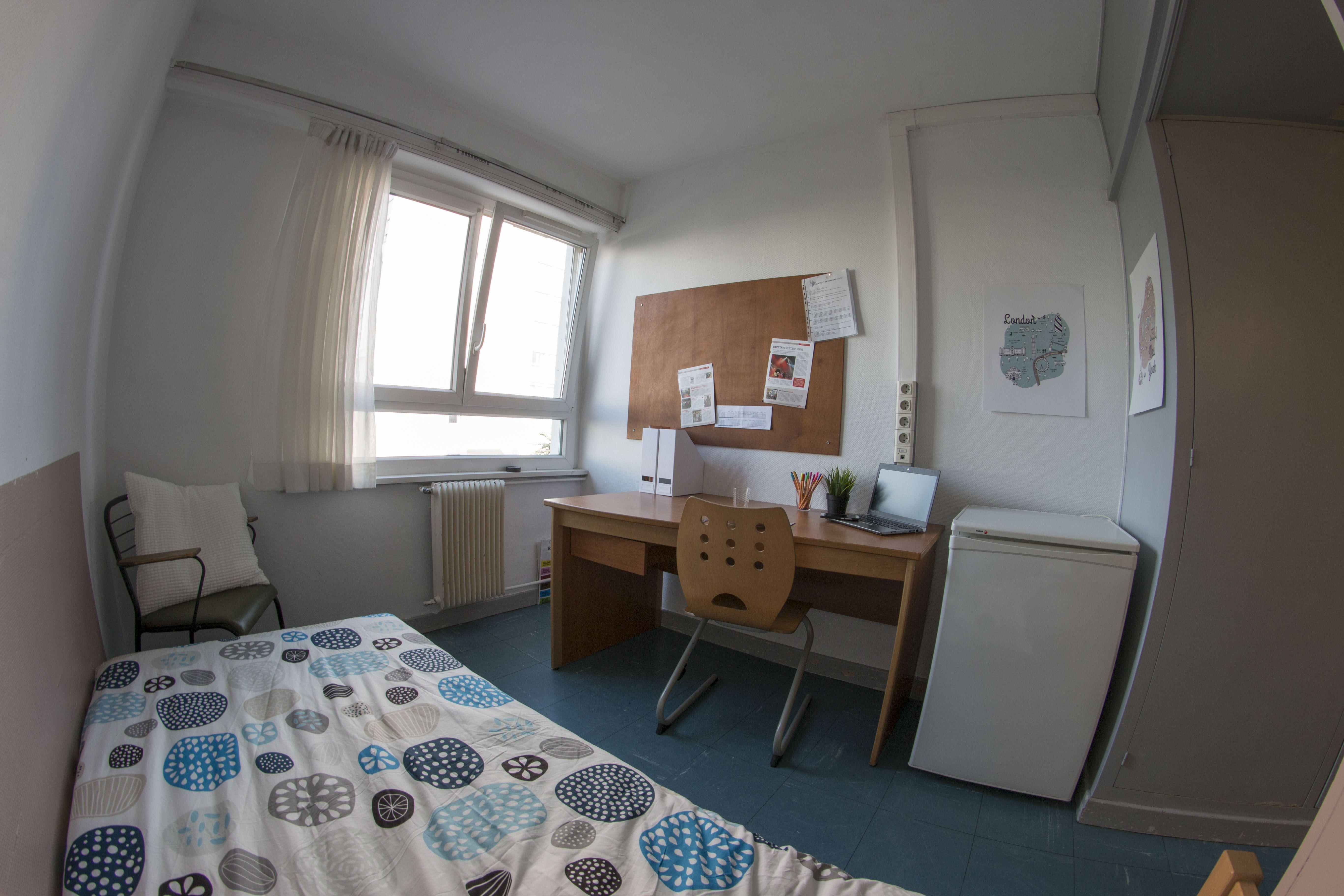 Autre vue d une chambre simple