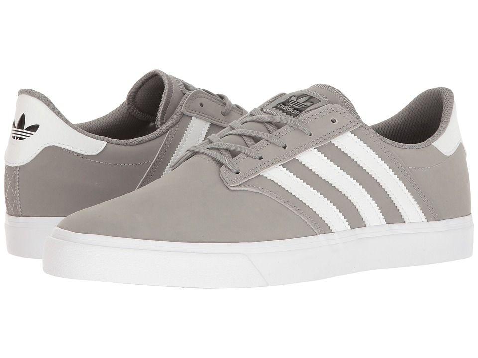 d2565534d50e adidas Skateboarding - Seeley Premiere (Charcoal Solid Grey Footwear White Footwear  White) Men s Skate Shoes - Shoes Features ✅ Stay at the top of the ...
