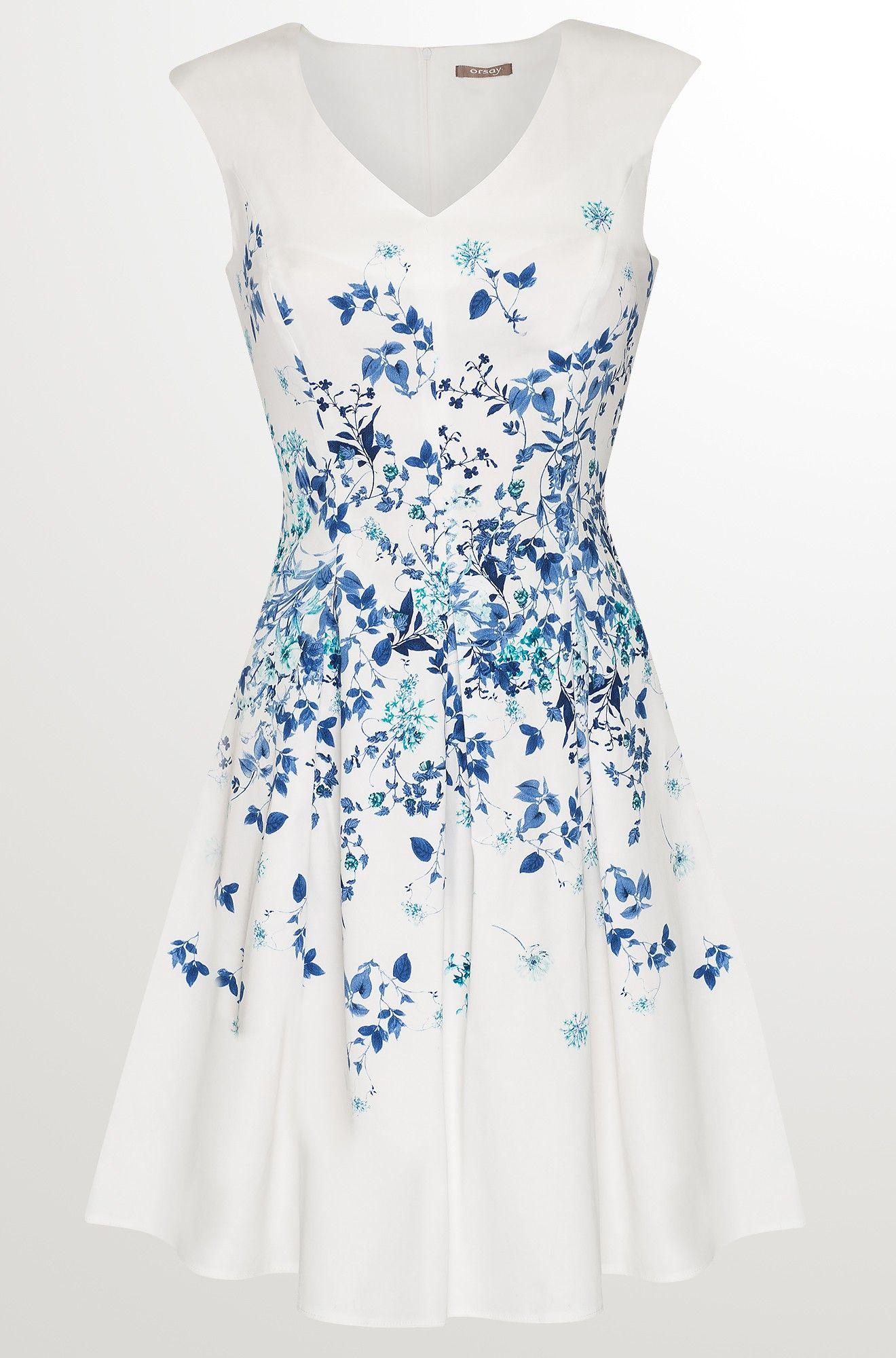Ärmelloses Kleid in Glockenform  Kleider, Kleidung, Schöne kleider