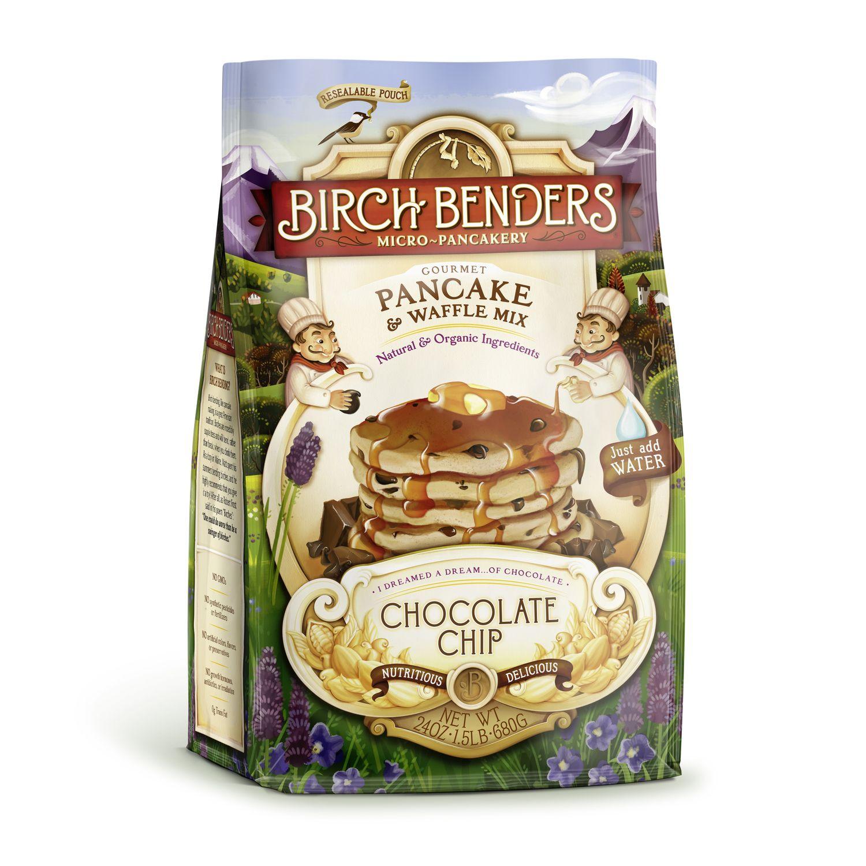Birch benders gluten free baking mix biscuits packaging