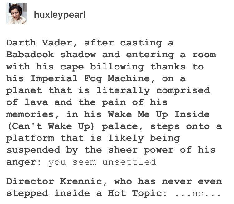 Rogue One, Star Wars, Darth Vader, Anakin Skywalker, Director ...