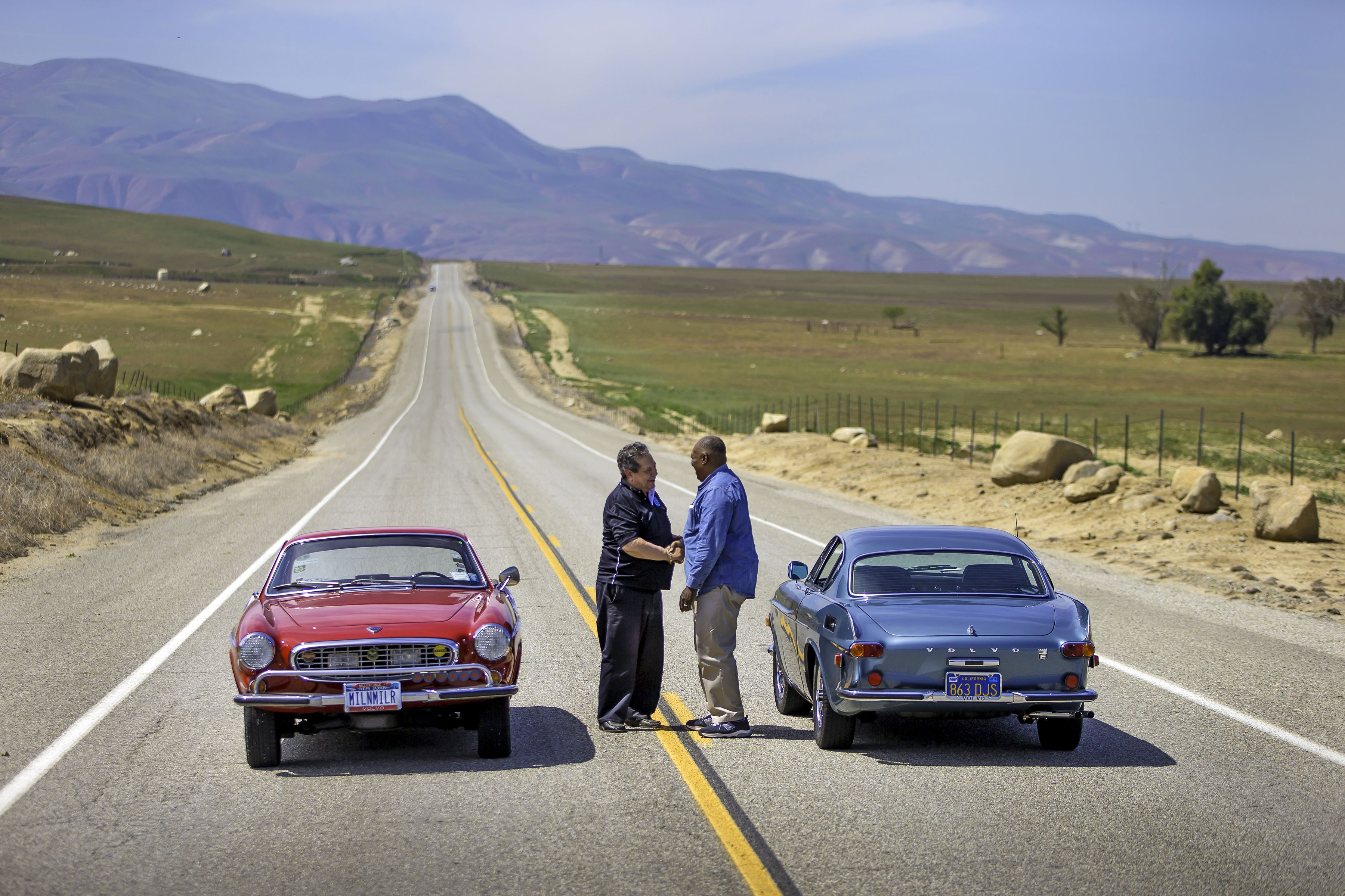 1 man, 1 car, 3 million miles. Join Irv Gordon as he makes history in his Volvo P1800. #VolvoReasons