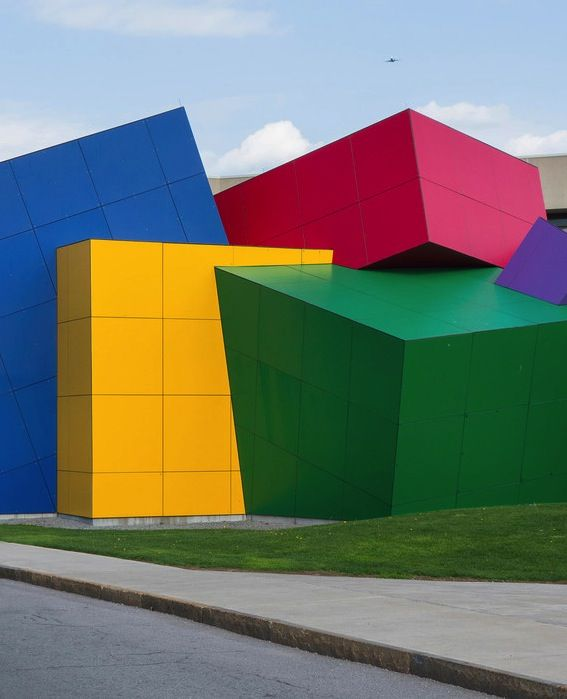 Beautiful National Museum Of Play In Rochester, NY