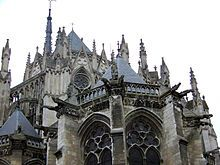 Cabecera De La Catedral Cathedral Barcelona Cathedral Beautiful Architecture