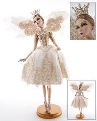 """White Christmas coleção real de Katherine Coleção 32 """"Royal Fada ereta boneca navio livre"""