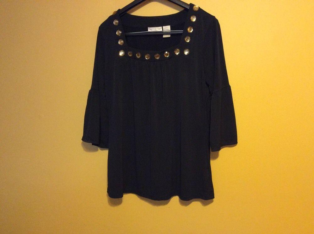 Ladies blouse by Worthington (size large)    eBay