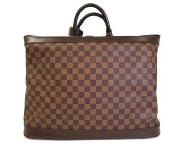 3b7124a547194 Ebene Damier Weekend/Travel Bag | Craving: Louis Vuitton | Travel ...