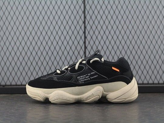 832550d5414d Custom OFF white x Kanye West x adidas Yeezy 500 F36680