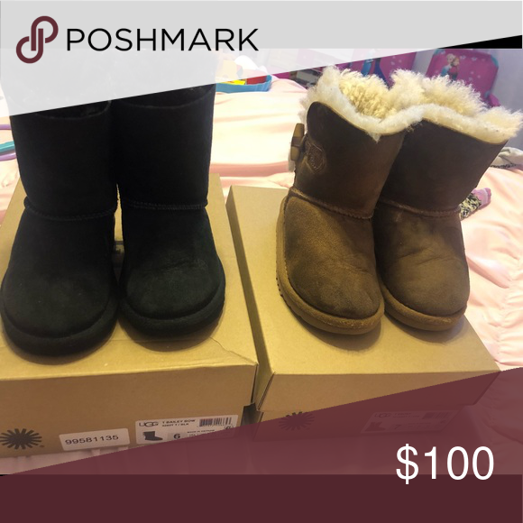 Ugg Boots for Toddler. Brown needs a