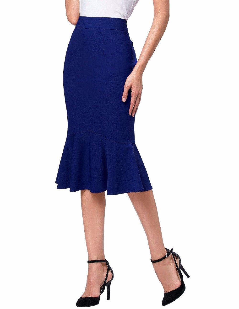 832cd4fc4135 Elegant Slim Fit Mermaid Office Skirt | Fashion | Skirt fashion ...