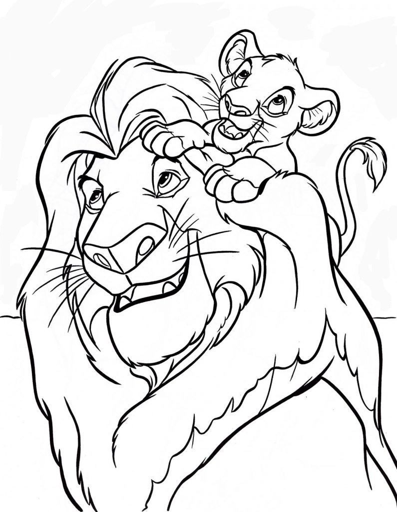 Disney The Lion King 2019 Coloring Pages Cartoon Coloring Disney Lion King Ca Lion Coloring Pages Disney Coloring Pages Printables Disney Coloring Sheets