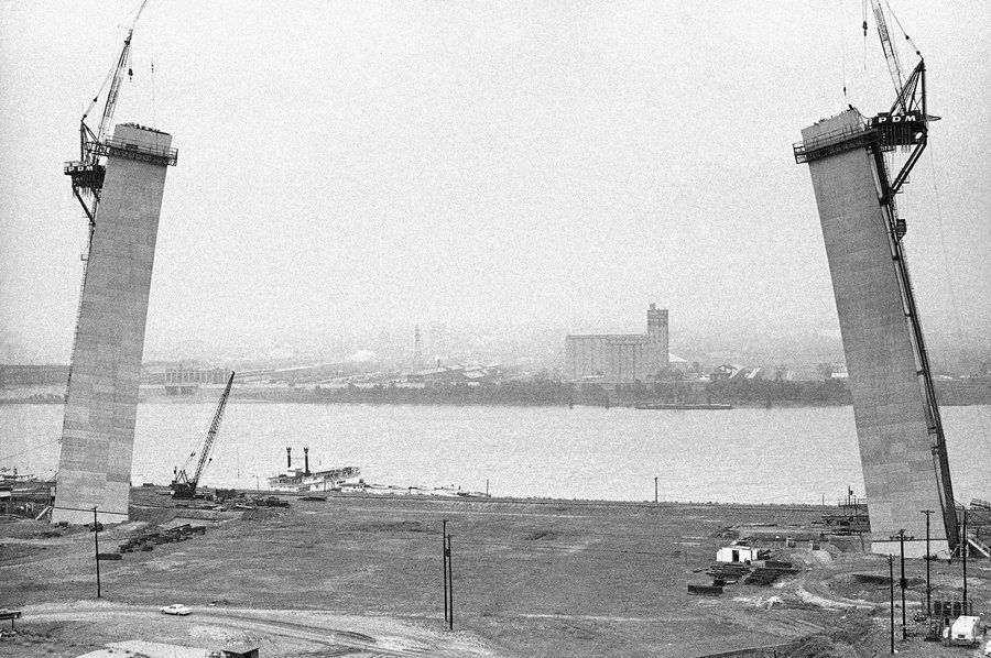 Gateway Arch 'Biography' Reveals Complex History Of An