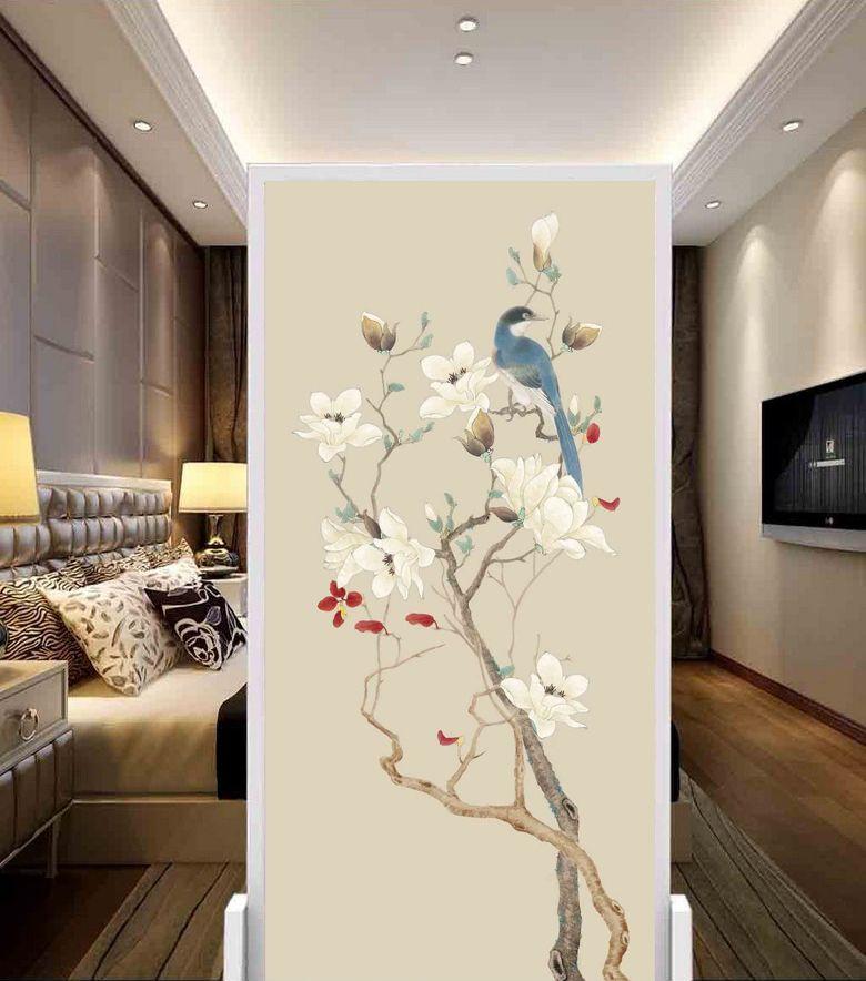 decor japonais zen papier peint intisse