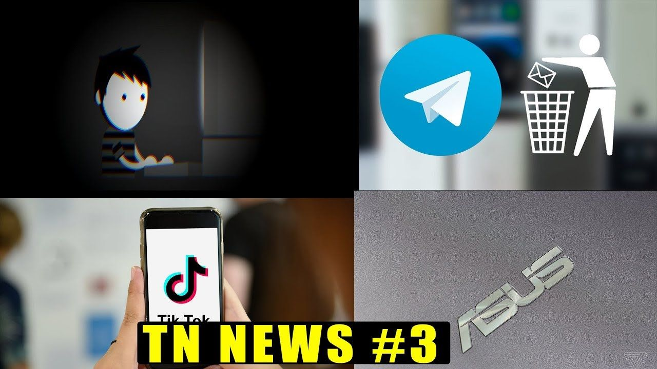 TN News 3 ASUS Server Hacked Tik Tok Fined Student