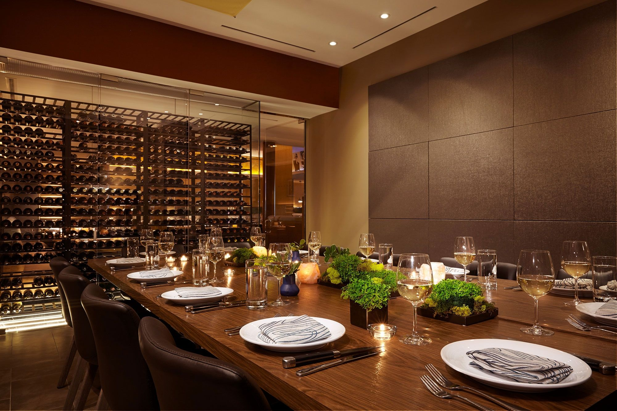 Chicago Restaurants With Private Dining Rooms Interesting Partnership W Printed Matter For All Guest Room And Public Space Design Inspiration
