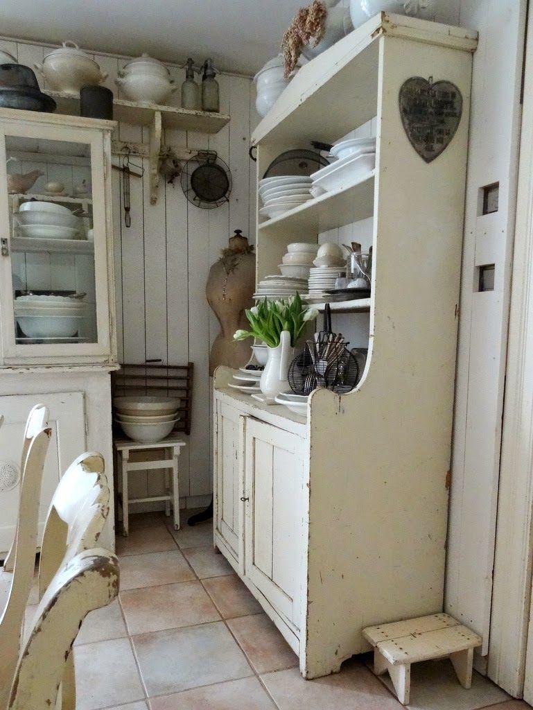 Farm House Kitchen Bauernhausstil Haus Deko Und Shabby Chic Kuche
