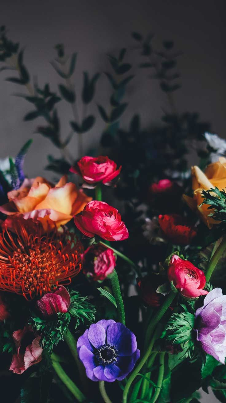 27 Floral Iphone 7 Plus Wallpapers For A Sunny Spring Preppy Wallpapers Iphone 7 Plus Wallpaper Flower Wallpaper 7 Plus Wallpaper