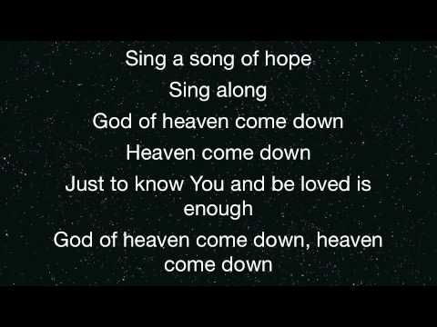 Robbie Seay Band Song Of Hope Acoustic Youtube Musik