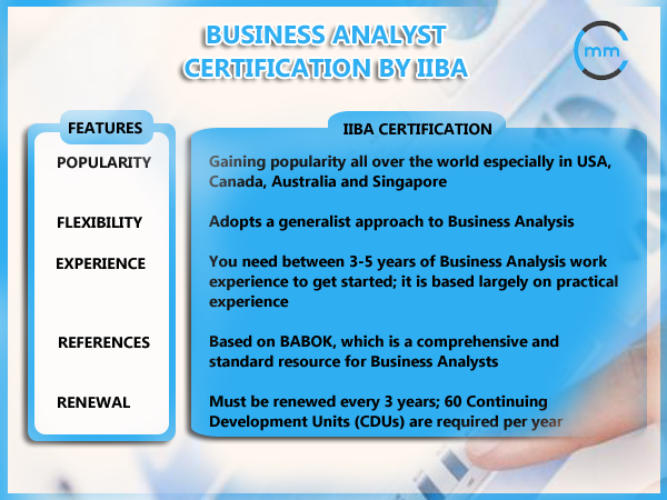 The International Institute Of Business Analysis Iiba Is The