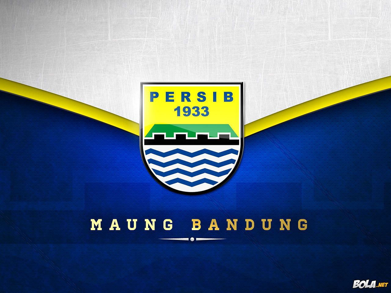 Bola.net: Download Wallpaper - Persib Bandung