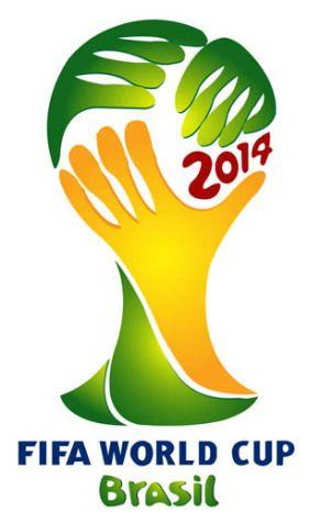 La Copa Mundial 2014 World Cup Logo Brazil World Cup Soccer World