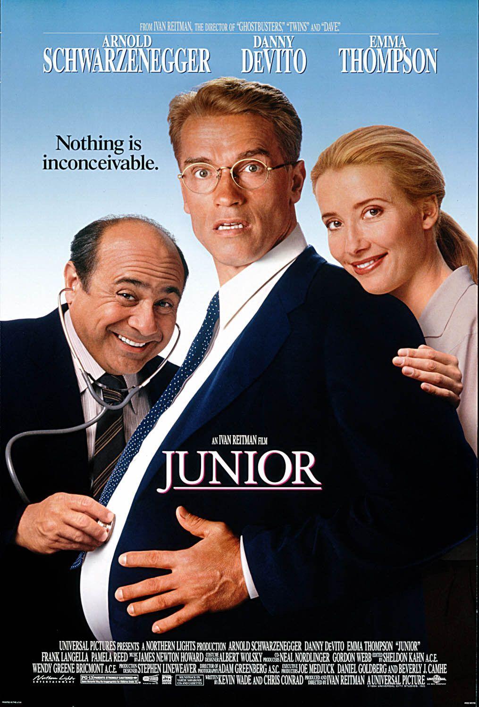 Filme Junior Filmes Comedia Posters De Filmes
