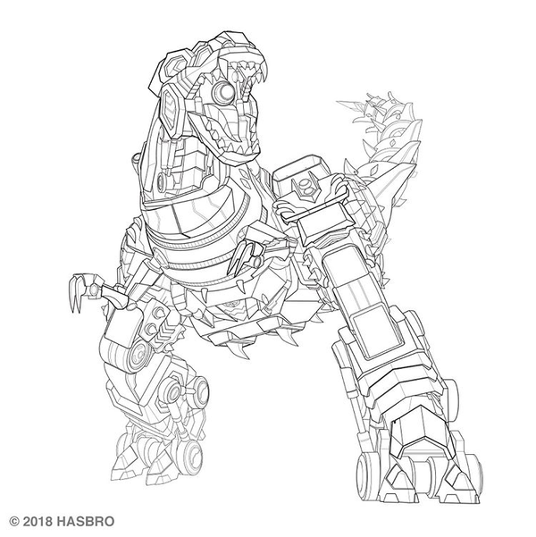 Official Grimlock Evergreen Conceptual Evolution Images Transformers Drawing Drawings Conceptual