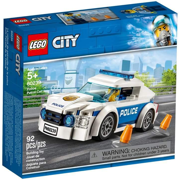Lego City Police Patrol Car 60239 Lego City Police Lego City Lego Police