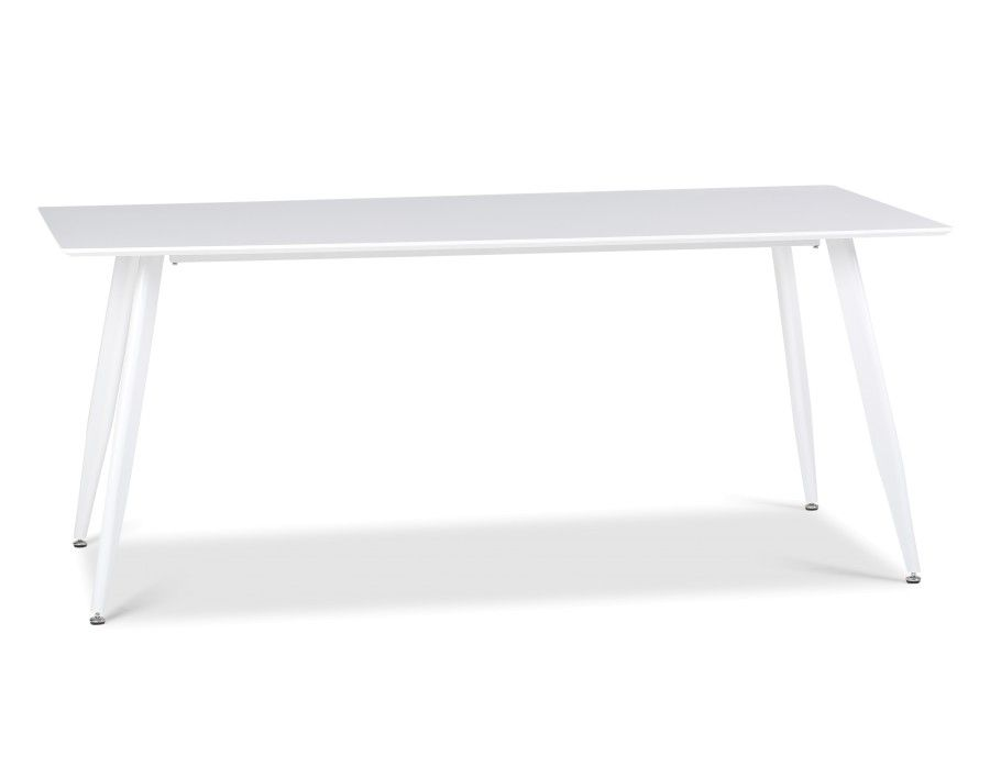 Captivating TUCKER   Dining Table 180cm   White