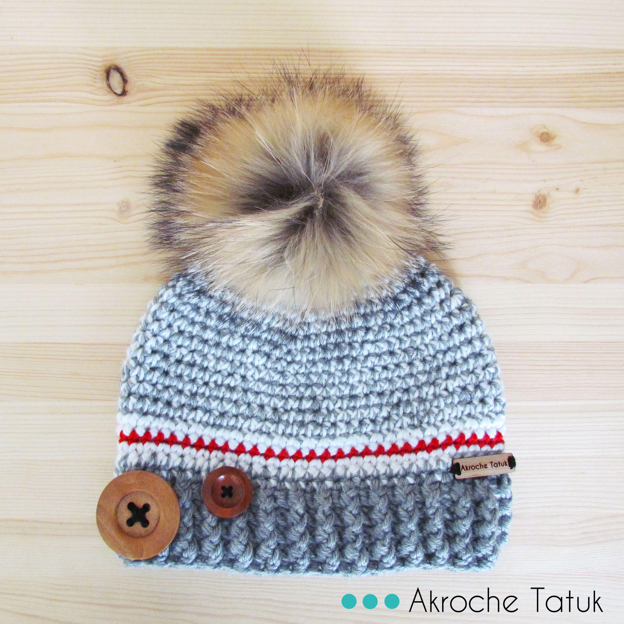 Rustik Kit / Kit Rustik pattern by Akroche Tatuk | La niña