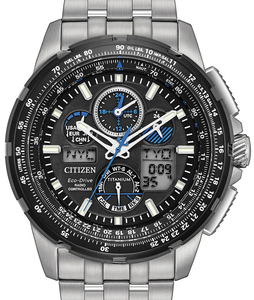 Citizen Promaster Skyhawk A T Limited Edition Watch Ablogtowatch Limited Edition Watches Most Popular Watches Citizen Eco