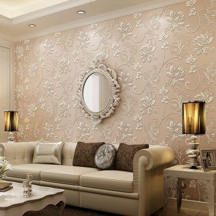 15 dicas e 51 inspira es para decorar a parede atr s do for Decorar pared sofa