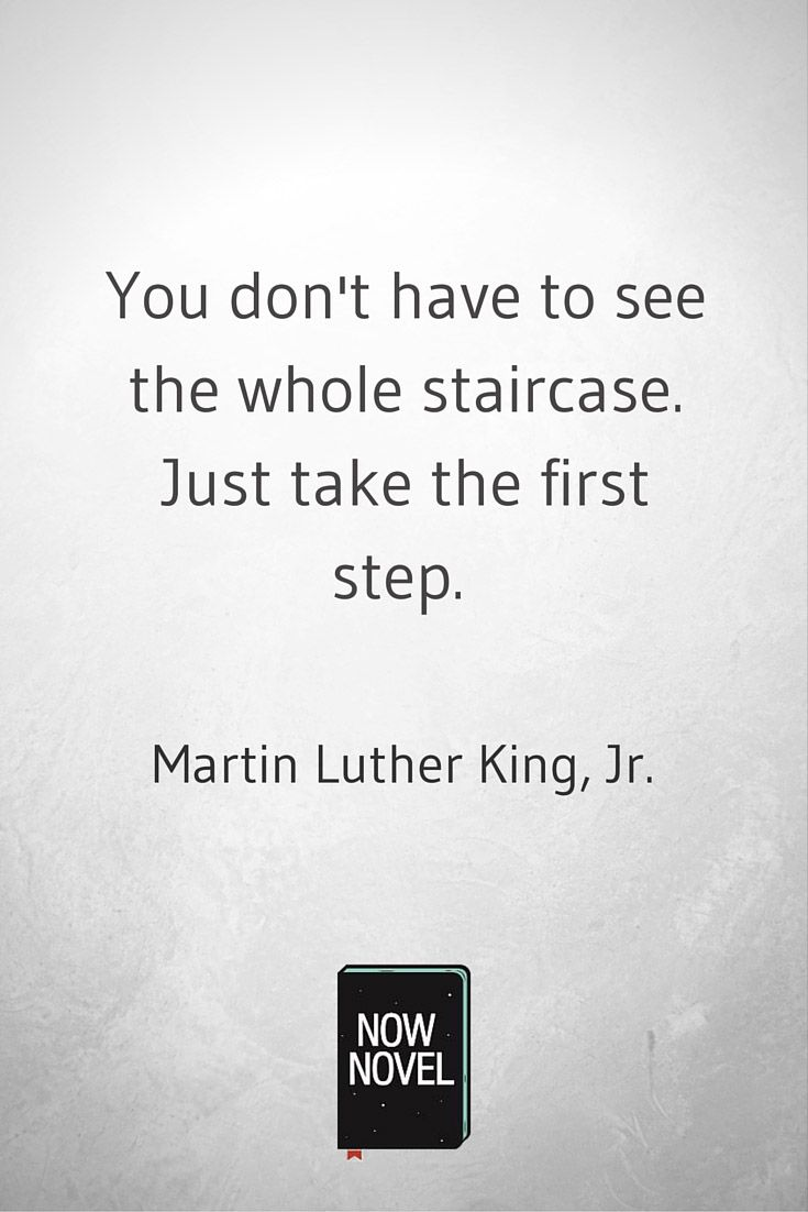Procrastination Quotes New End Writing Procrastination  7 Steps  Pinterest  Martin Luther