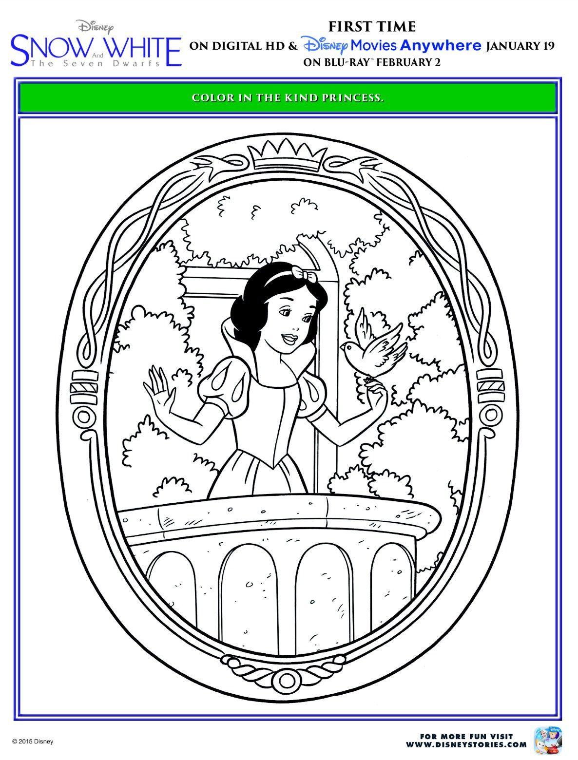 Snow White and the Seven Dwarfs ya en DVD. Sorteo. #SnowWhite | Snow ...