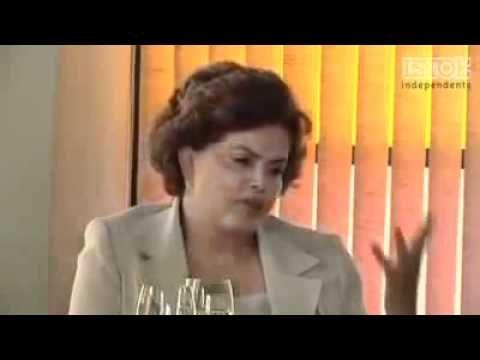 Dilma defende o Aborto em Entrevista !  Jean Luiz de Tarso Católicos e todo CRISTÃOS, VAMOS NOS UNIR! Se não tirarmos este partido comunista do governo, depois pode ser tarde demais !!! Tirem a DILMA de lá pelo amor de Deus, pois ela é a favor do aborto. Isso é um retrocesso pra humanidade e essa mulher nao de...Ver mais