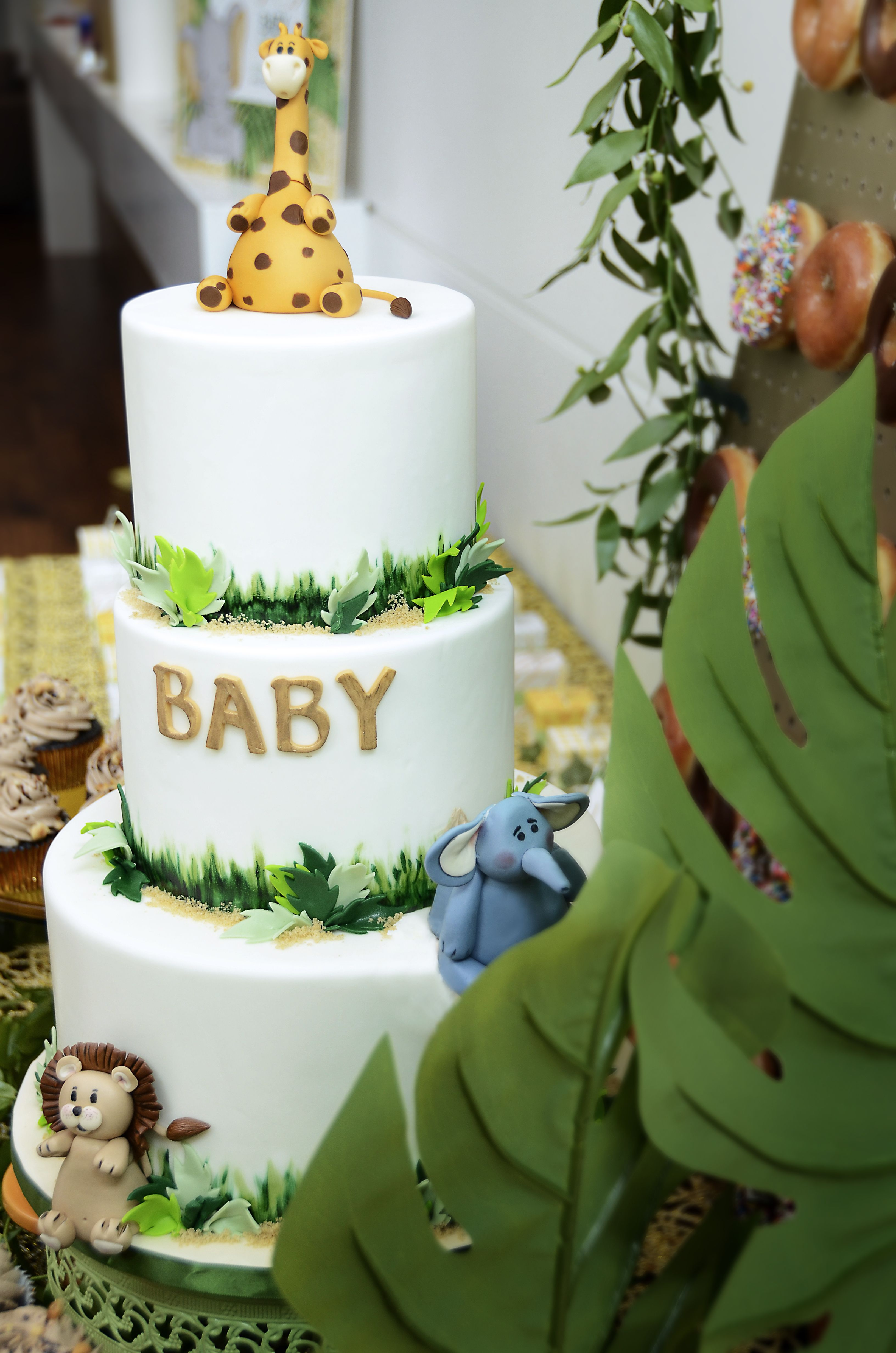 Safari Baby Shower, Jungle Baby Shower Theme Love This Beautiful