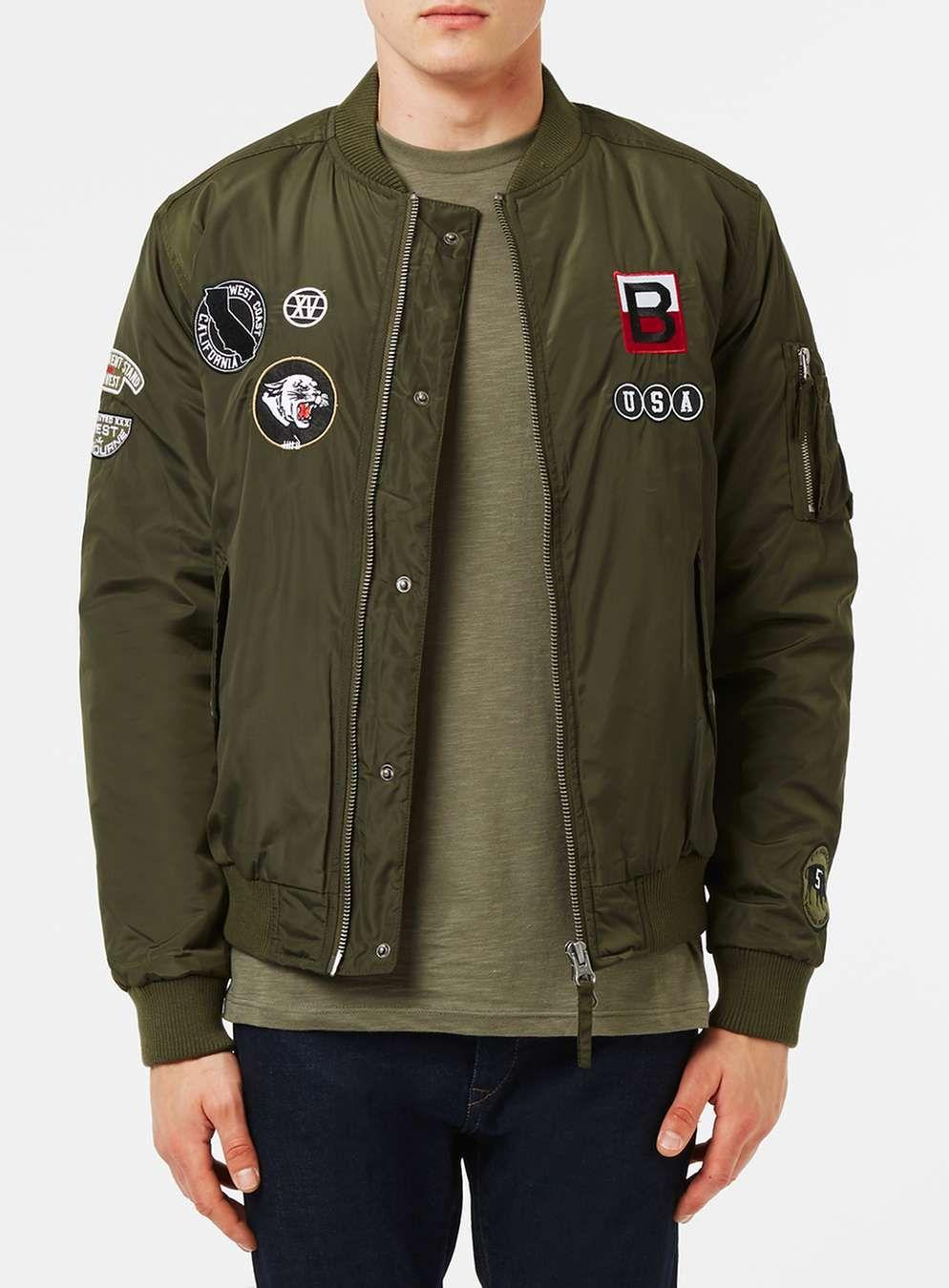 Navy Badge Ma1 Bomber Jacket Mens Flight Jacket Jackets Men Fashion Bomber Jacket [ 1350 x 994 Pixel ]