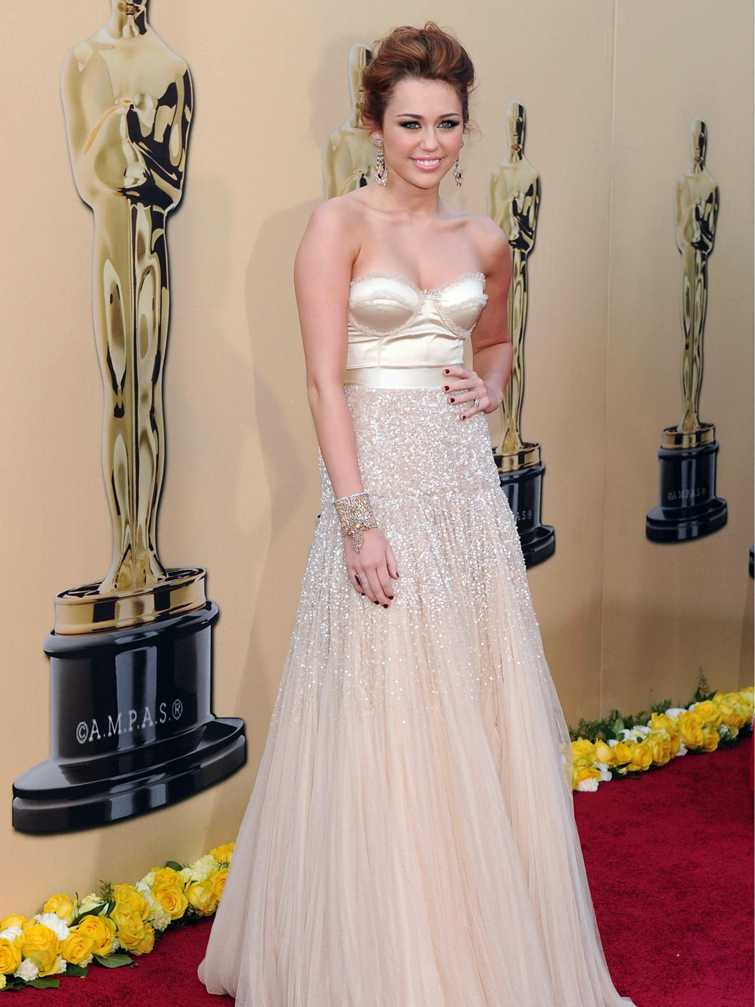 Miley cyrus academy awards nnypackham hair and
