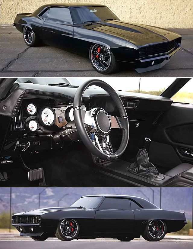 The Gorgeous Fesler Built 1969 Draco Camaro Is Worth A Drool Throttlextreme Camaro Classic Cars Cars