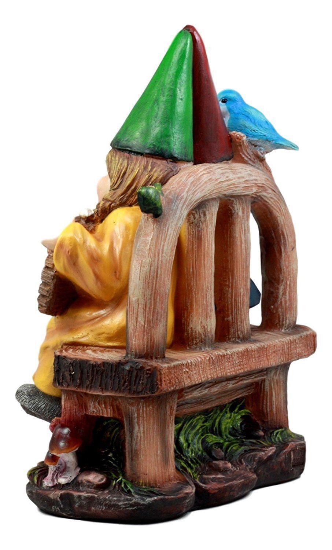 Gnome Statue 11tall