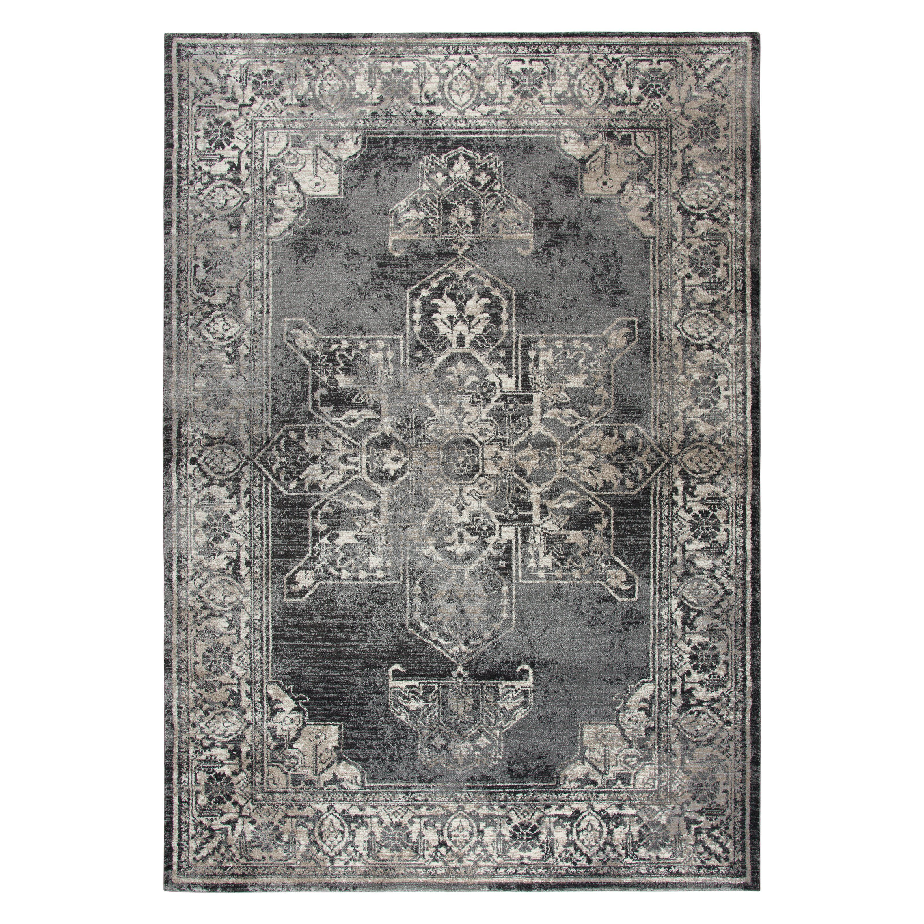 Rizzy Home Panache Transitional Indoor Area Rug Pncpn697233062377