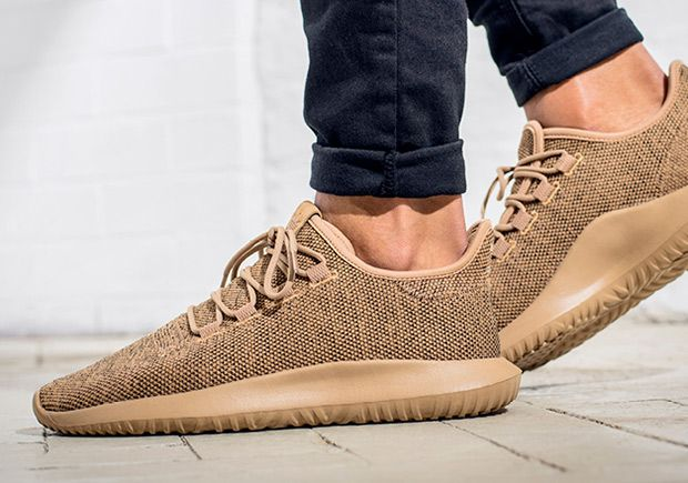 Adidas Tubular Shadow Cardboard Drops Exclusively At Foot Locker